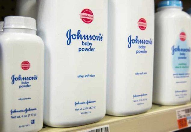 Import of Johnson
