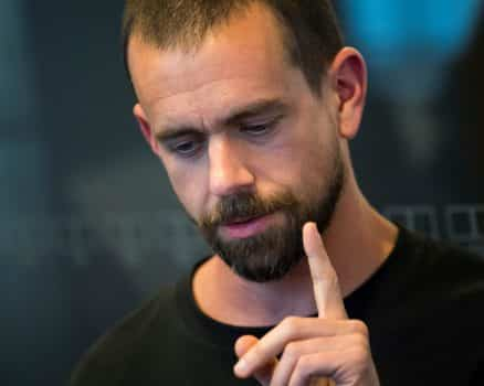 Twitter and Square CEO-Jack Dorsey