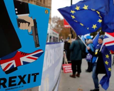 Brexit Panic Hits UK