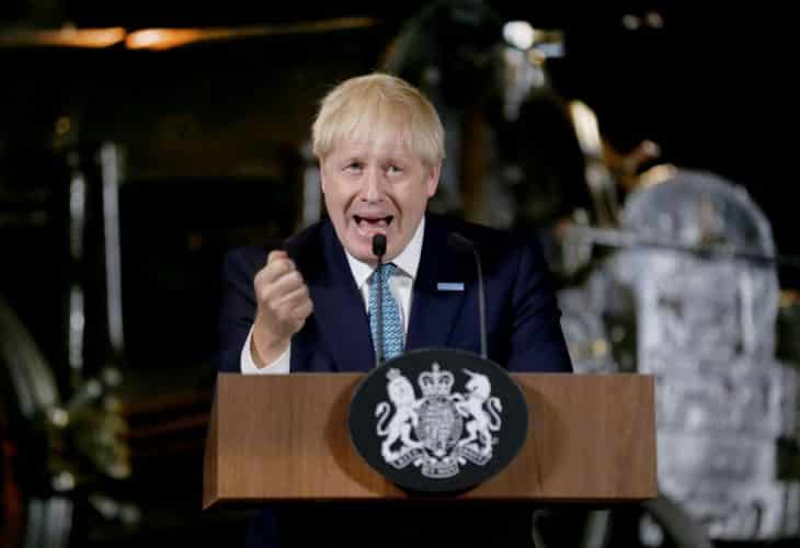 Pound Trades Flat as Boris Johnson's New Brexit Deal is Pondered by EU