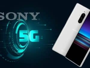 Sony Launches first 5G Smartphones To Boost Sales