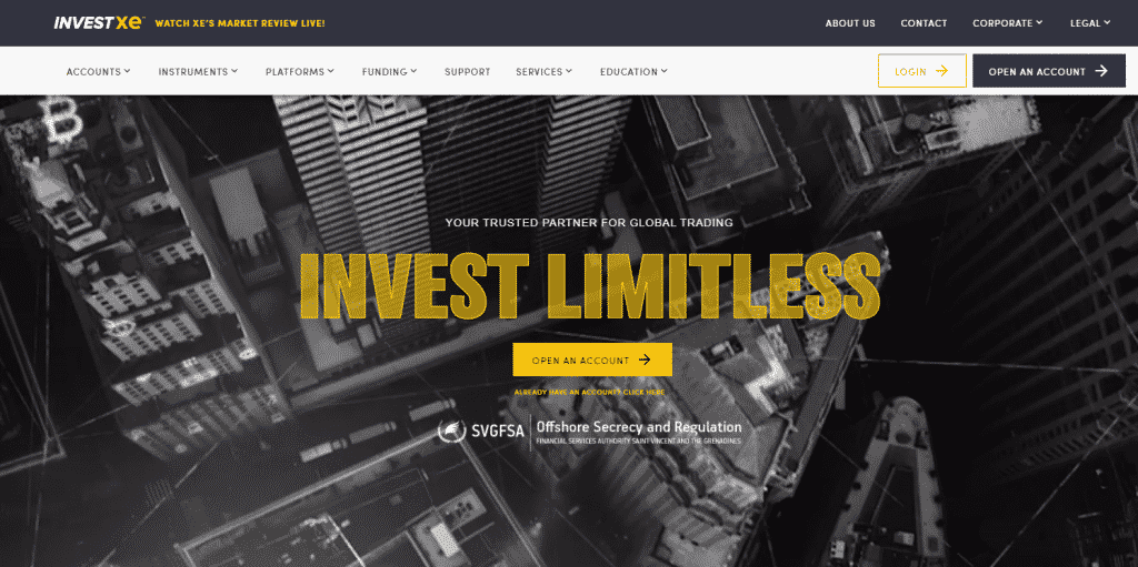 InvestXE Review- Introduction!