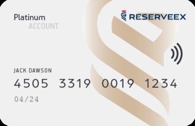REX Platinum card